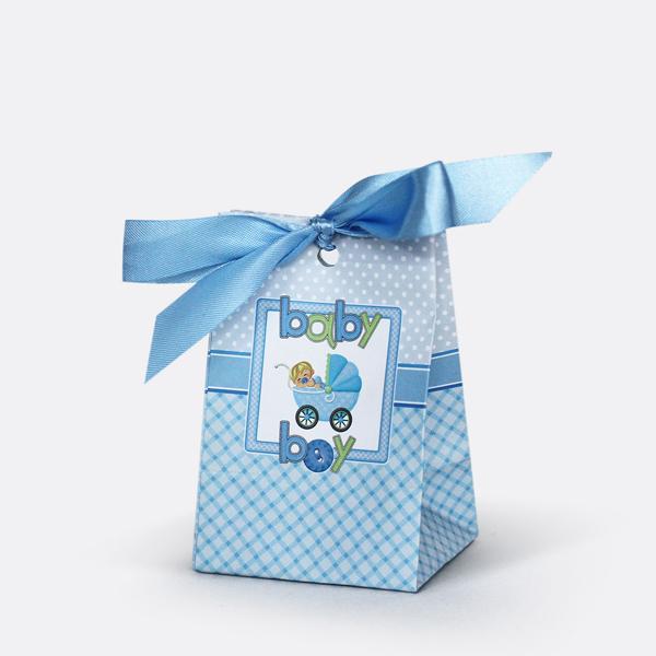 Подаръчни торбички 8х6х5 см