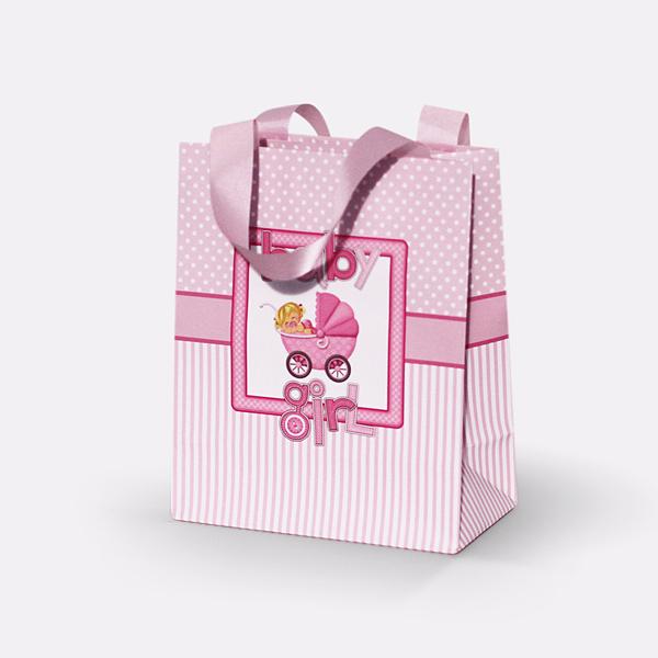 Подаръчни торбички 18х10х22 см