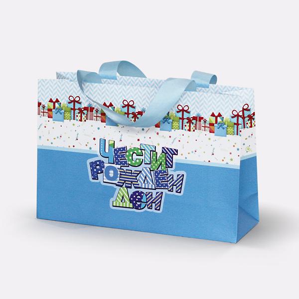 Подаръчни торбички 17х26х8 см