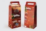Подаръчна кутия за бонбони от опаковъчен картон с пълноцветен печат