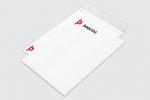 Пощенски плик А4 с едностранен пълноцветен печат.