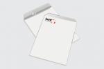 Пощенски плик А3 с едностранен пълноцветен печат.