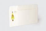 Пощенски плик с едностранен пълноцветен печат.