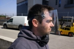 Защитен шлем за лице от PVC