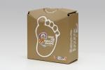 Кутия за детски обувки от микровелпапе