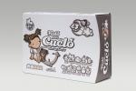 Кутия, опаковка за възглавница от микровелпапе