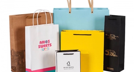 Хартиените торбички