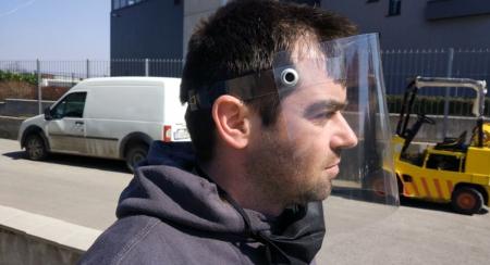 Предпазни шлемове за лице за защита от COVID-19
